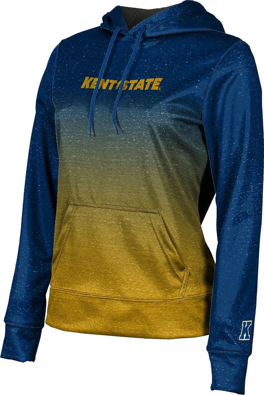 ProSphere Kent State University Girls' Pullover Hoodie, School Spirit Sweatshirt (Gradient)
