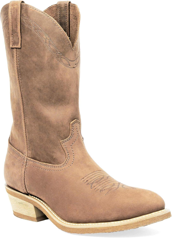 Masterson Men's Tan Quantity limited R famous Boot Toe Western Cowboy
