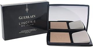 Guerlain Lingerie De Peau Nude Powder Foundation SPF 20 for Women, 01 Pale Beige, 10g