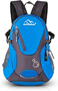 Small Cycling Hiking Backpack Water Resistant Travel Backpack Lightweight Daypack M0714