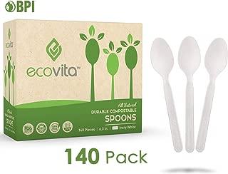 biodegradable ice cream spoons