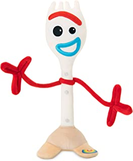 Disney Pixar Forky Plush – Toy Story 4 – Small – 11''