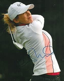 Belen Mozo Autographed Photo - 8x10 COA - Autographed Golf Photos