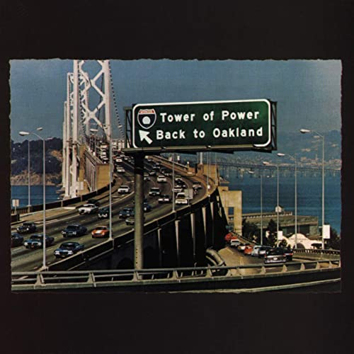Back To Oakland by Tower Of Power on Amazon Music - Amazon.com