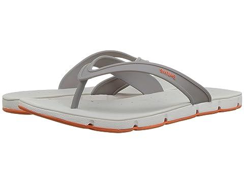 Swims Shoes , GRAY/WHITE/ORANGE