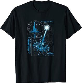 Star Wars High Republic Starlight Station Schematic Camiseta