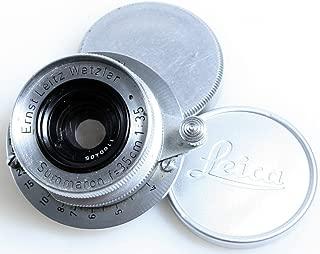 Leica Leitz Summaron M 35mm f3.5 lens made in Germany EX+ 1160405