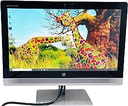 HP EliteOne 800 G2 23-inch Touch Screen All-in-One PC, Intel Core i5-10210U @3.2 GHz, 16 GB DDR4, 256GB SSD, Windows 10 Pr...