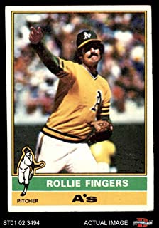 Best 1976 topps rollie fingers Reviews