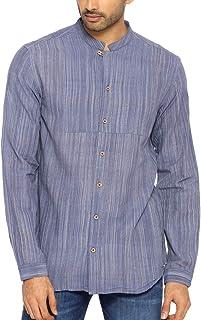 the good loom Handloom Casual Shirt