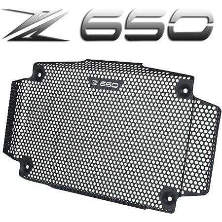 Z650 2017 2020 Kühlerschutz Kühler Kühlerabdeckung Für Kawasaki Z650 Z 650 2017 2018 2019 2020 Auto