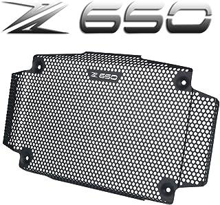 Color : Z650 Titanium For Kawasaki Z650 Z900 Z900RS Z 650 900 2017-2020 moto di caduta Protezione paratelaio carenatura Guardia Crash Pad Protector