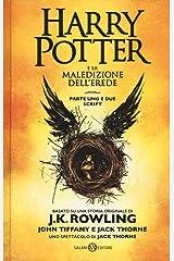 Harry Potter e la maledizione dell'erede: Parte uno e due. Scriptbook Paperback