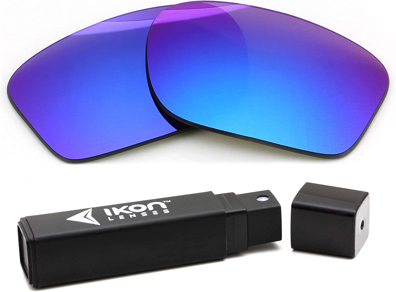 5% OFF IKON LENSES Polarized Replacement Lenses Oakley Fol New color F For Sliver