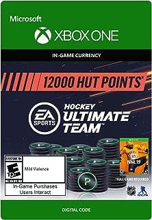 NHL 19 Ultimate Team NHL Points 12000 - Xbox One [Digital Code]