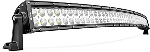 2021 Nilight wholesale 50 Inch 288W Curved online LED Work Light Driving Fog Lamp LED Light Bar Offroad Lighting for SUV UTE ATV Truck 4x4 Boat, 2 years Warranty, Model:70006C-A sale