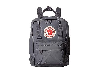 Fjallraven Kanken Mini (Super Grey) Backpack Bags