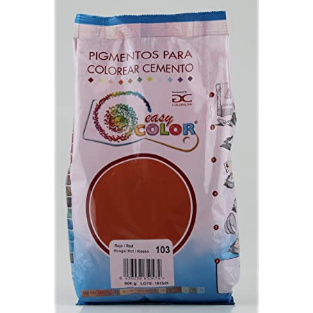 Pigmento/tinte para hormigón de 453.59 g, para pintura de ...