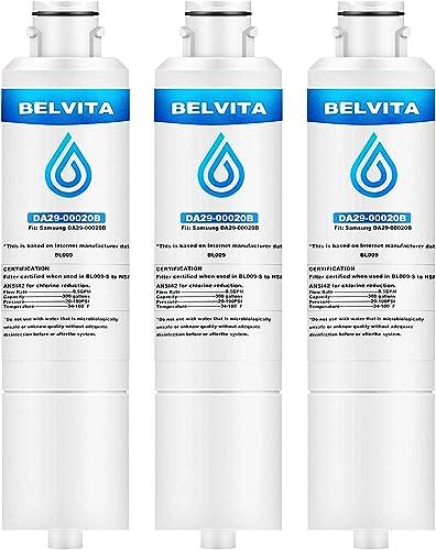 discount DA29-00020B Replacement wholesale Refrigerator Water Filter, Compatible with Samsung DA29-00020B, DA29-00020A, HAF-CIN/EXP, 3 online sale Pack outlet online sale