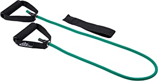 Black Mountain Products Single Resistance Band - Door Anchor and Starter Guide Included