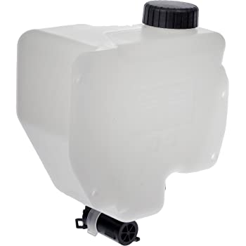 Windshield Washer Fluid Reservoir with Behr Cooling Module Compatible with 2008-2019 Peterbilt 389