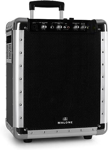 bajo precio Malone PAS1 Público Inalámbrico sistema sistema sistema de - Karaoke (50 W, Inalámbrico, SD, LCD, 100-240, 50 60)  venta caliente en línea