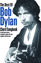 The Best of Bob Dylan Chord Songbook
