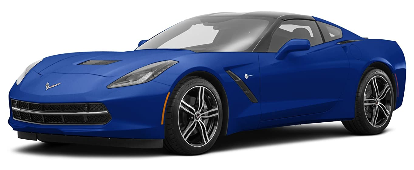 2017 White Corvette >> 2017 Chevrolet Corvette 2lt 2 Door Stingray Coupe Admiral Blue Metallic