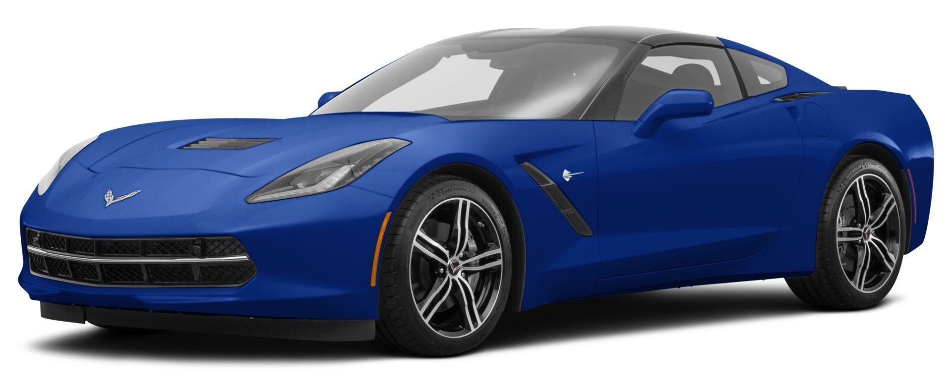 2017 Chevrolet Corvette Stingray >> 2017 Chevrolet Corvette 2lt 2 Door Stingray Coupe Admiral Blue Metallic