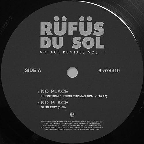 Solace Remixes Vol  1 by RÜFÜS DU SOL on Amazon Music