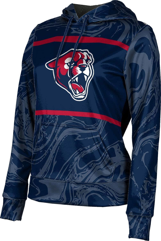 ProSphere Perry High School Girls' Pullover Hoodie, School Spirit Sweatshirt (Ripple)