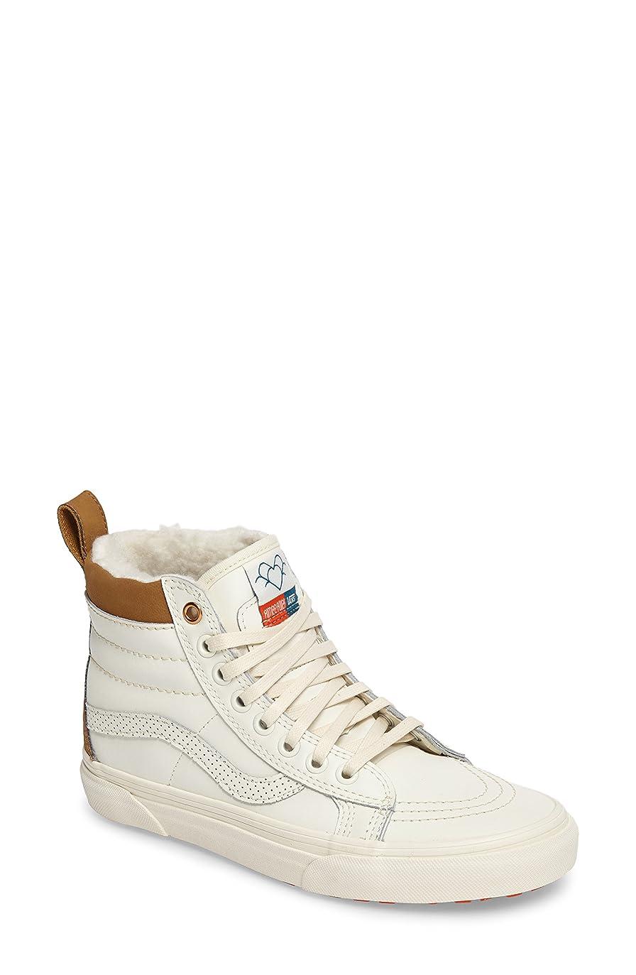 同様の郵便血バンズ シューズ スニーカー Vans Sk-8 Hi MTE Sneaker (Women) Marshmallo [並行輸入品]