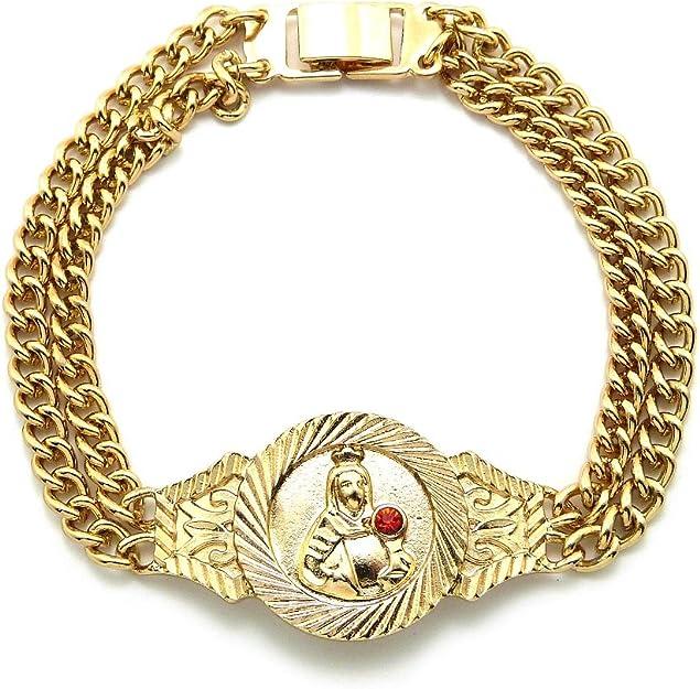 Necklace of Saint Barbara Chain  Collar Cadena Santa Barbara