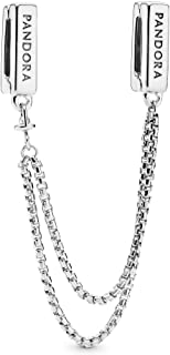 Pandora Jewelry Reflexions Sterling Silver Safety Chain