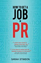 How to get a job in PR                                              best CV and Resume Books