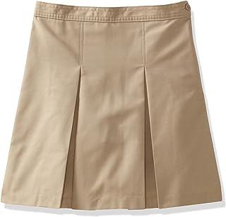 Classroom Uniforms girls Kick Pleat Skirt Skirt