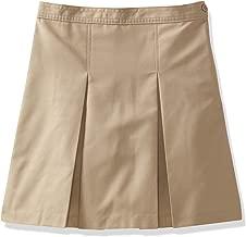 box pleat skirt uniform