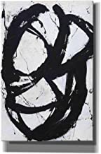 "Epic Graffiti Ace of Spades II Giclee Canvas Wall Art, 26"" x 40"", Black"