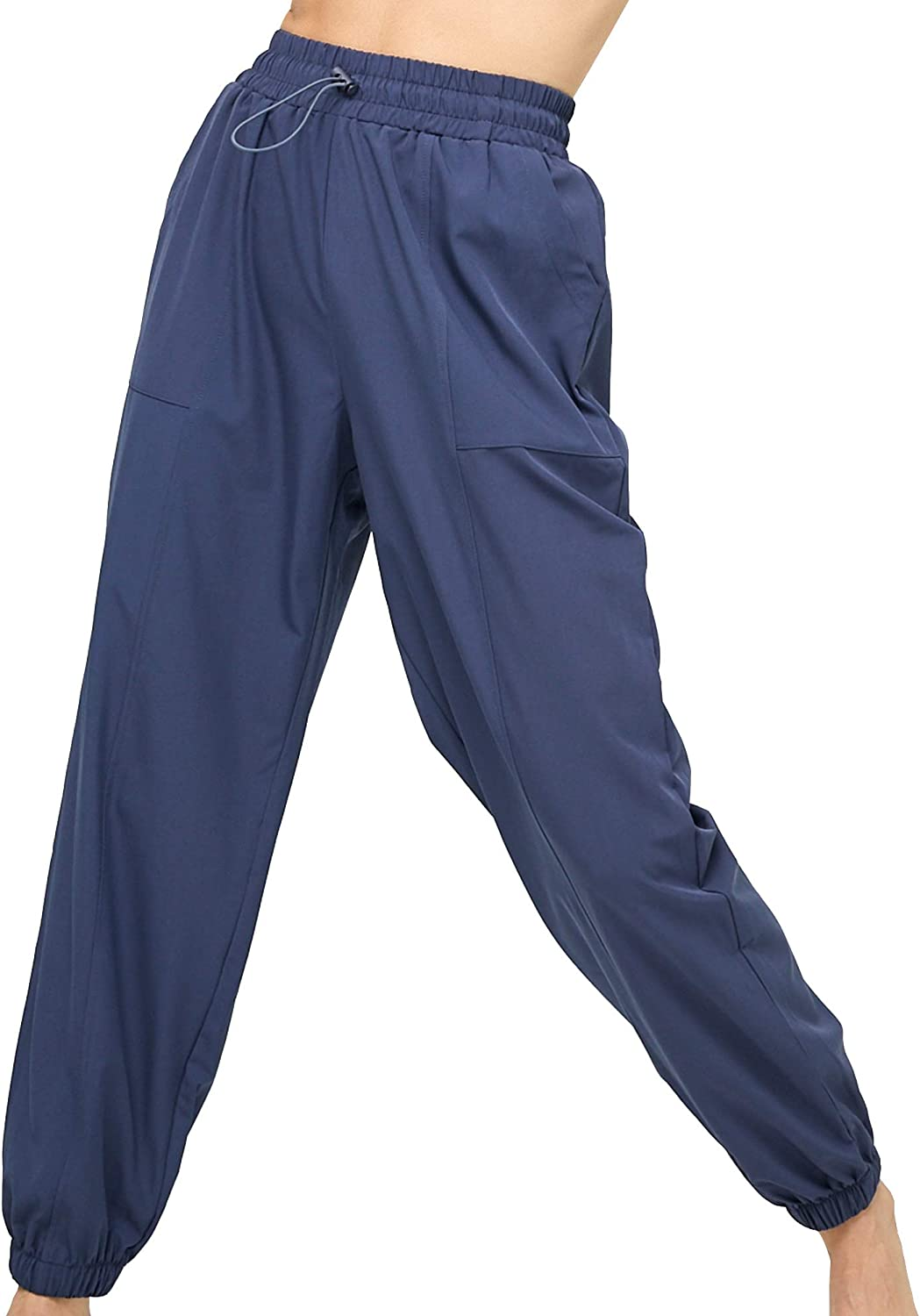 J.ING Jogger with Side Pockets Sweatpants Women's OFFer Drying OFFicial Quick