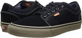 [VANS(バンズ)] メンズスニーカー?靴 Chukka Low Navy/Warm Grey 6.5 (24.5cm) D - Medium [並行輸入品]