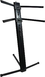 Harmony Audio HA-KEYSTAND Professional 2-Tier Column Keyboar