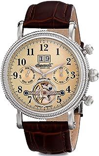インガーソル 腕時計 自動巻き 限定生産品 ビッグデイト Tecumseh IN1825CR [並行輸入品]