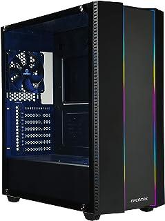 ENERMAX MAKASHIⅡ MKT50 マカシⅡ ARGB マザーボード 同期 E-ATX フルタワー PCケース アドレッサブル RGB LED ストリップス ARGB ボタン 19種類 ライティング モード CPUカットアウト 強化ガ...