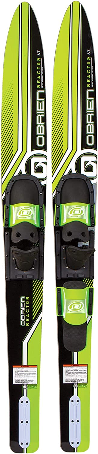 O'Brien Reactor New arrival Combo Skis 67