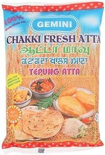 Gemini Chakki Fresh Atta 450g (628MART) (3 Pack)