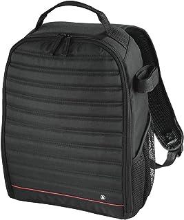 Hama Samara - Mochila para cámara réflex Digital (25 x 10 x 30 cm, poliéster Resistente), Color Negro
