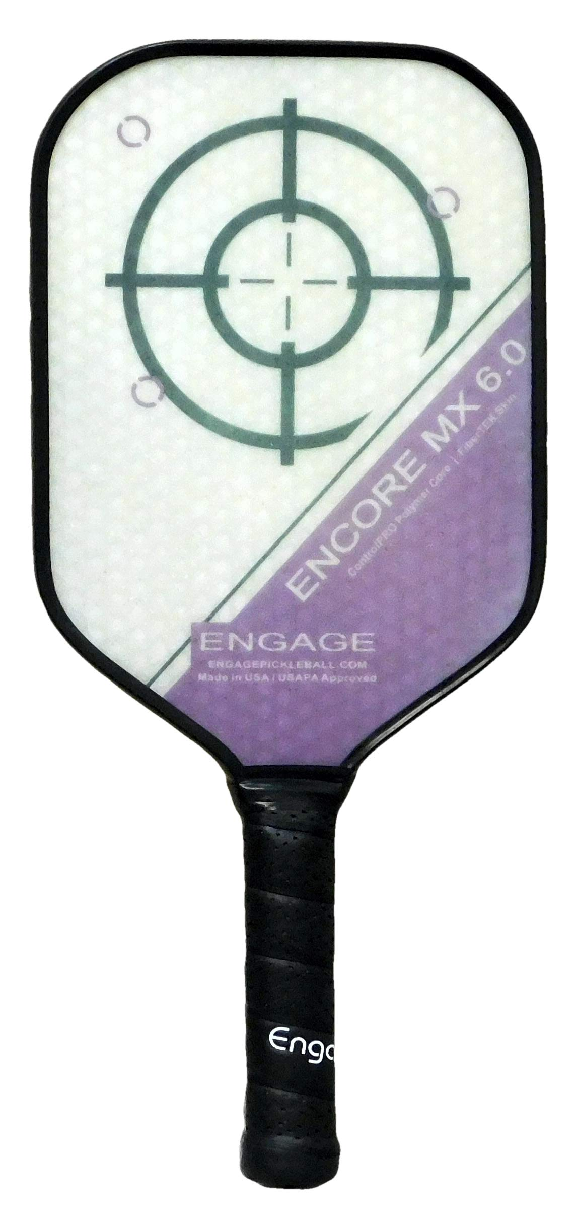 EP Engage Encore MX 6.0 Pickleball Paddle Standard Wei -3KH9