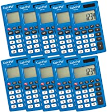 $29 » EAI Education CalcPal EAI-90 Pocket Basic Calculator - Set of 10