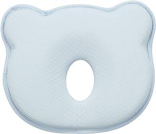 بالش شکل دهنده سر نوزاد PandaEar Memory Foam   حمایت از گردن از سندرم سر تخت جلوگیری می کند   نوزاد 0-12 ماهه (آبی)