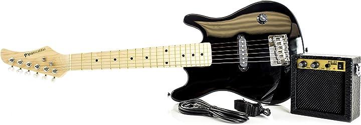 Chitarra elettrica per bambini puretone - set chitarra elettrica bambini PTKSEGPACK